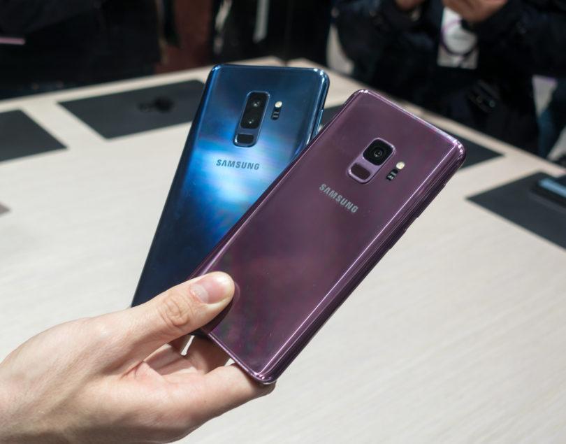 Samsung Galaxy S9 je majhna, a tudi velika izboljšava #video