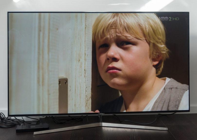 Samsung UE55KS8002: Prvak v sliki, zaostankar v priročnosti