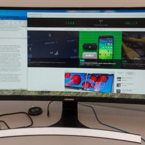 Najbrž ne najboljši, zagotovo pa eden najbolj navdušujočih monitorjev