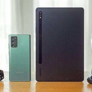Tri večje posodobitve za Samsungove telefone in tablice