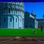 Samsung QLED Q7: Med nebom in zemljo