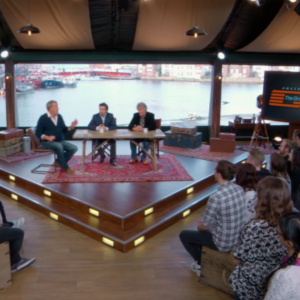 The Grand Tour bolj kot nove naročnike privlači pirate