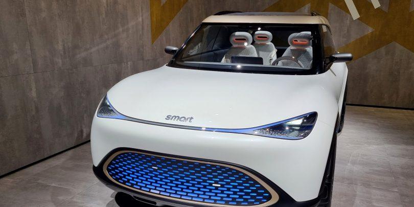 Fotogalerija – Avtomobilski salon IAA Mobility 2021