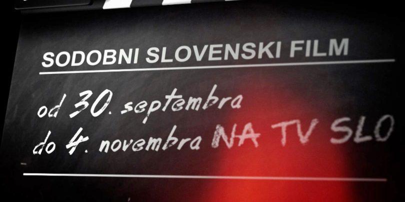 Cikel sodobnih slovenskih filmov na TV Slovenija in portalu RTVSlo.si