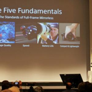 Photokina 2018: Sony verjame v svoj tehnološki primat