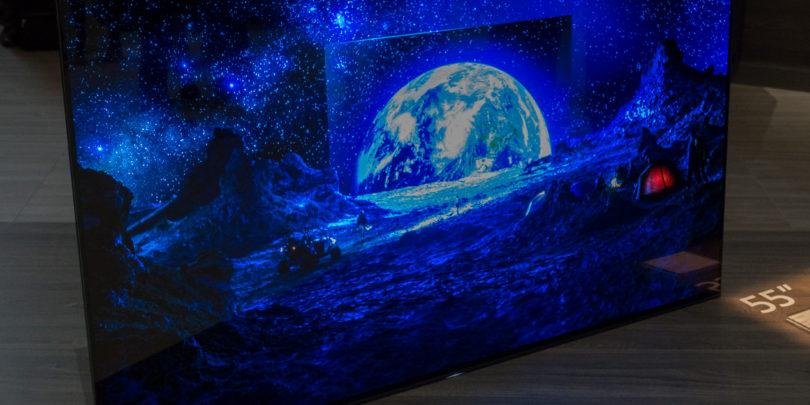 Sony A1: Presenetljiv zvok dopolni prepričljivo sliko