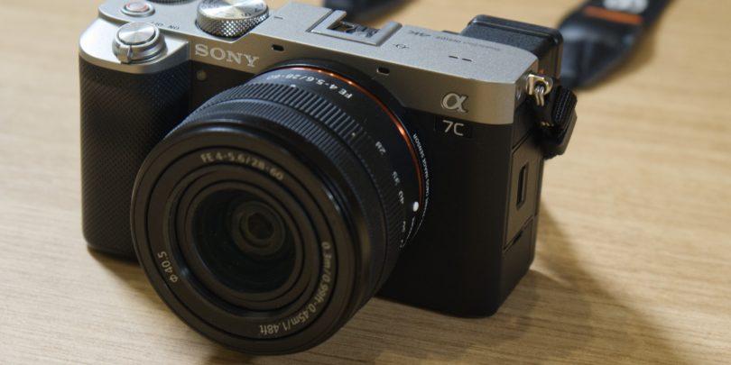 Sony A7C: »Full frame« je nuja, mar ni?