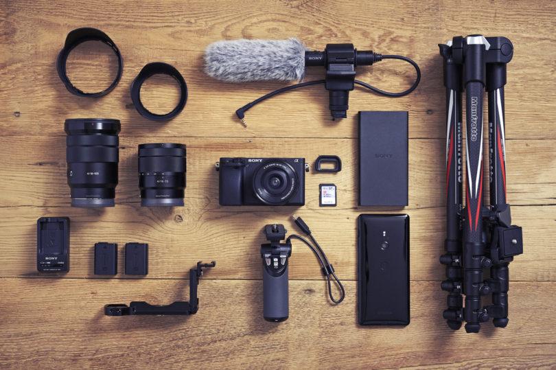 Kakšne so razlike med fotoaparati iz Sonyjeve družine a6x00 in kateri je za koga?