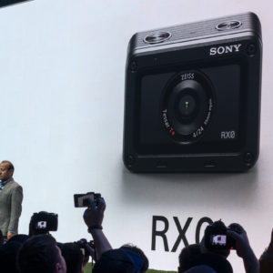 Sonyjev mali foto-video posebnež