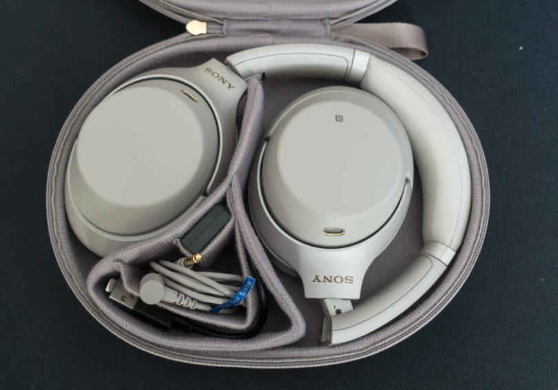 Sony WH-1000XM3 – Tišina na še višjem nivoju