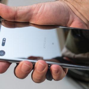 Sony napoveduje telefon z zaslonom 4K HDR, ki pa je za zdaj samo privid