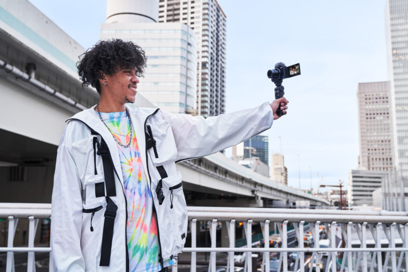 Sony ZV-1 nagovarja vse, ki snemajo videe za Youtube
