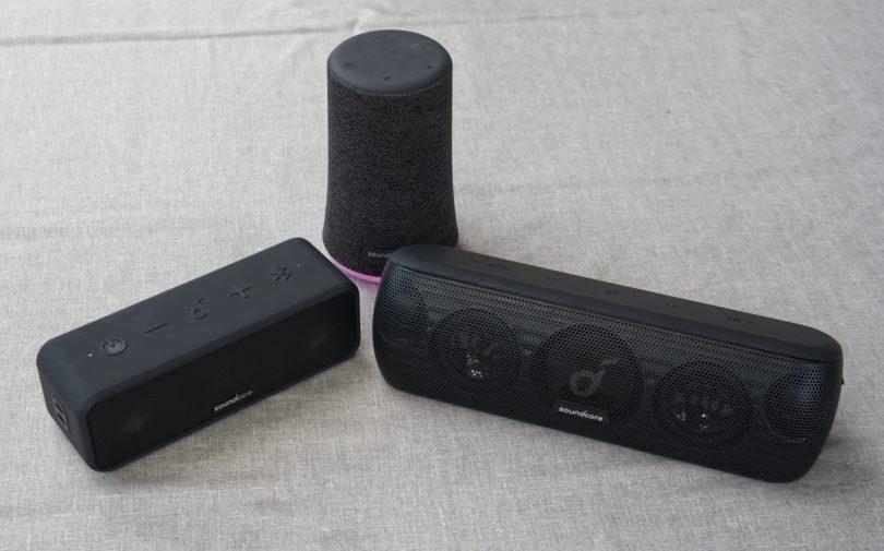 Iz teh treh zvočnikov bi morali sestaviti enega, pa bi bil res dober!