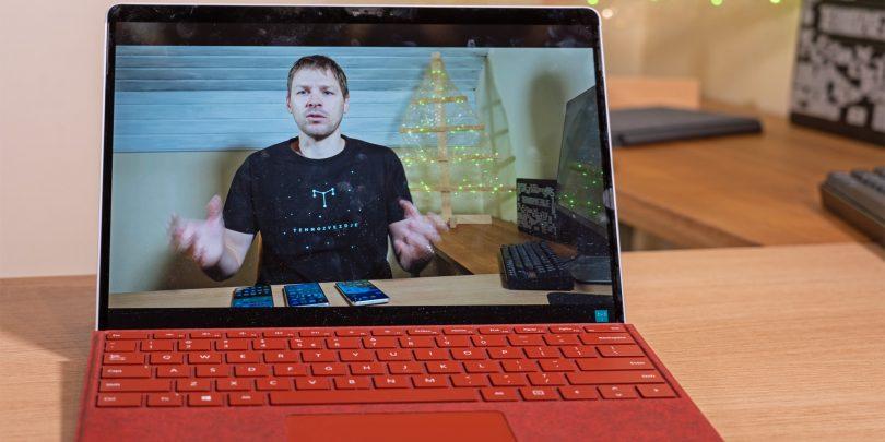 Microsoft Surface Pro X (SQ2): Obetaven, a za zdaj primeren samo za poslovneže