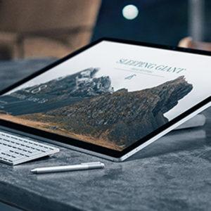Microsoftov PC prihodnosti za izbrance
