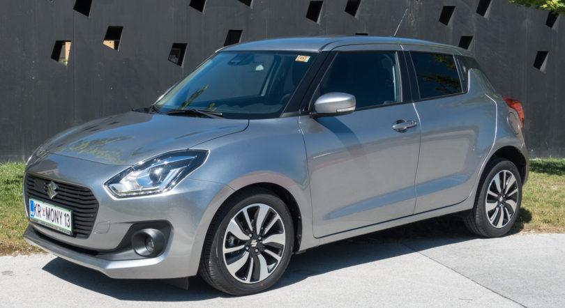 Za swifta bi si Suzuki lahko sposodil nekdanji Renaultov slogan