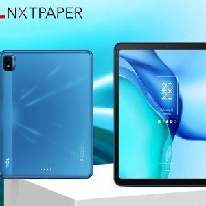 Tablica TCL NXT Paper z barvnim zaslonom, podobnim e-črnilu, je na poti