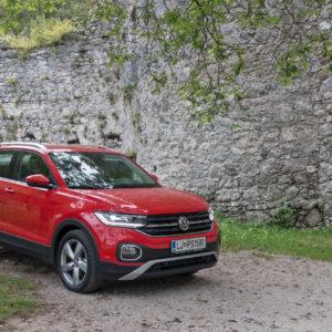 Volkswagen T-Cross: Namesto Golfa?