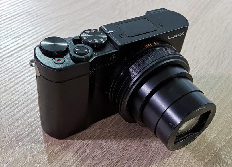 Panasonic TZ100 je še vedno eden najbolj vsestranskih žepnih fotoaparatov
