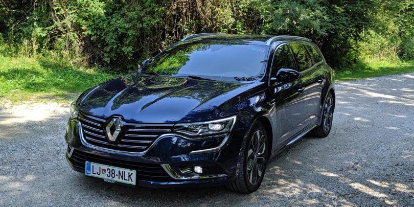 Renault Talisman Grandtour dCi 200 EDC: Napredek pri motorju, koristna bi bila celostna prenova