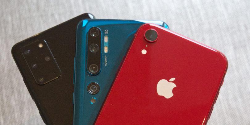 Inflacija pametnih telefonov koristi kvečjemu kitajskim tovarnam, kupcem niti najmanj!