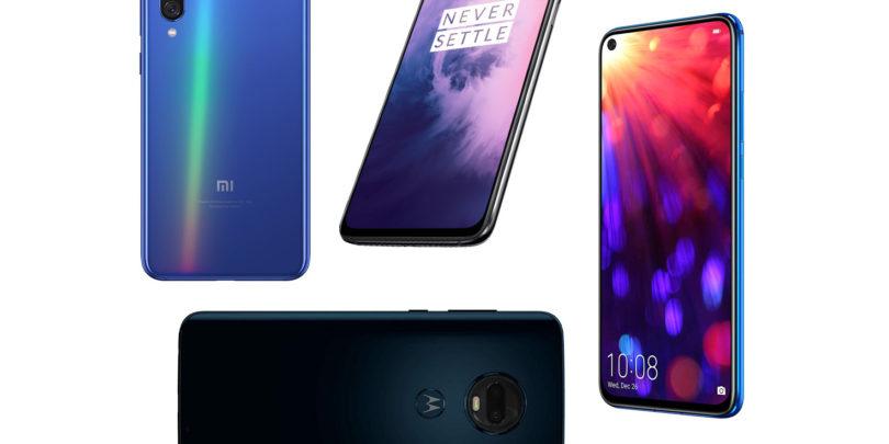 Predlogi za nakup telefona v prosti prodaji (poletje 2019)