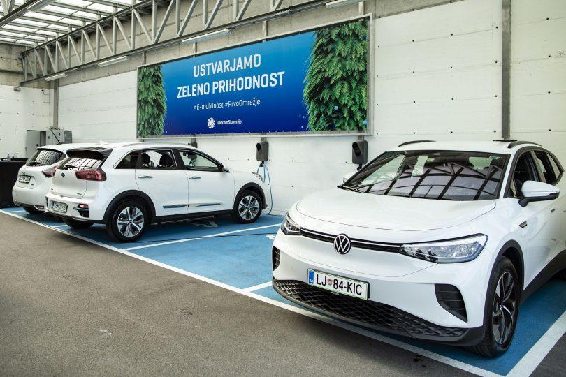 Tako naj bi rešili problem sočasnega polnjenja električnih vozil!