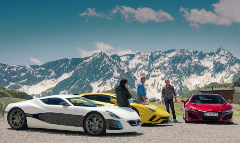 The Grand Tour je nazaj in je še bolj podoben Top Gearu
