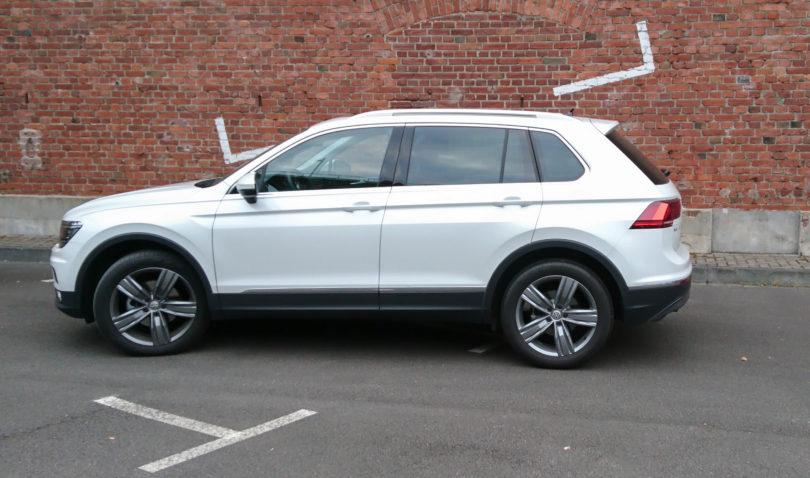 Volkswagen tiguan: Presenetljiva tehnološka dovršenost