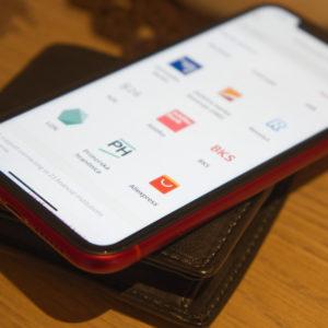 Podatki iz banke neposredno v aplikacijo Toshl