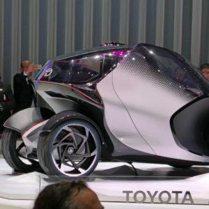 Če bo po Toyotino, se bomo leta 2030 po mestih vozili s tem
