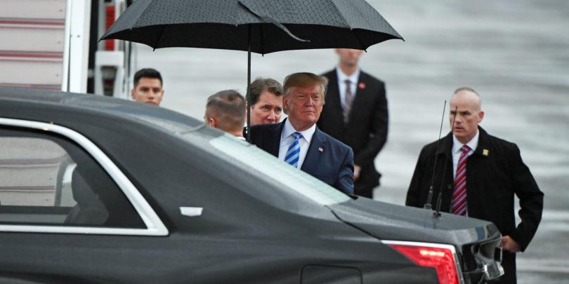 Trump na vrhu G20: »Ameriška podjetja lahko dobavljajo Huaweiju«
