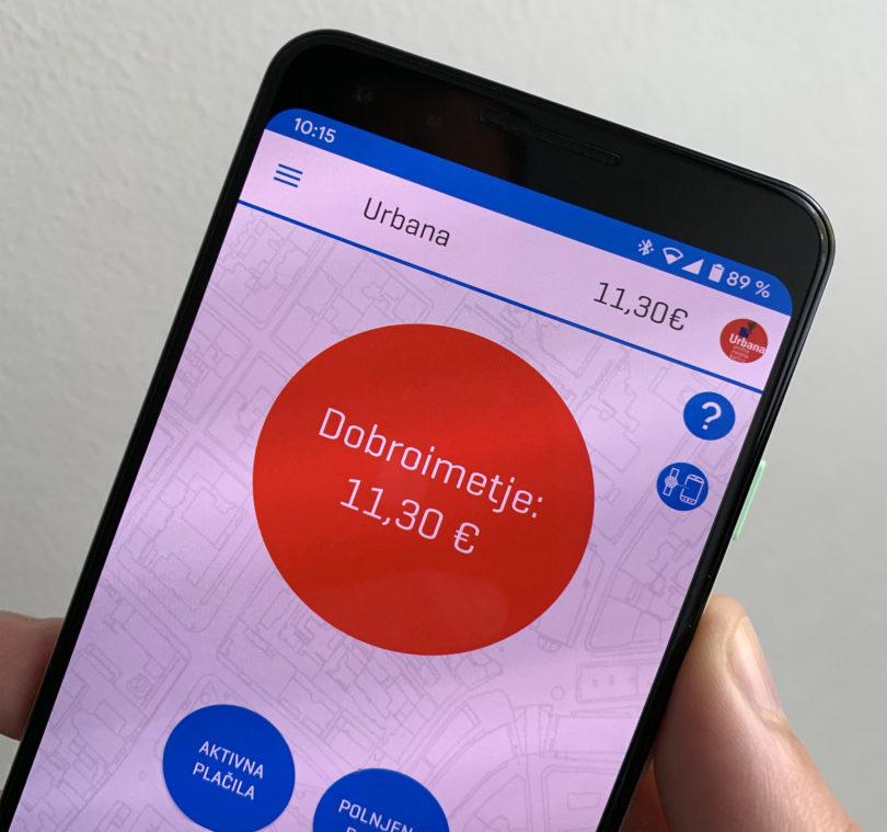 Androidna Urbana ima velik problem