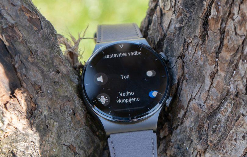 Dobrodošla posodobitev za Huawei Watch GT 2 Pro