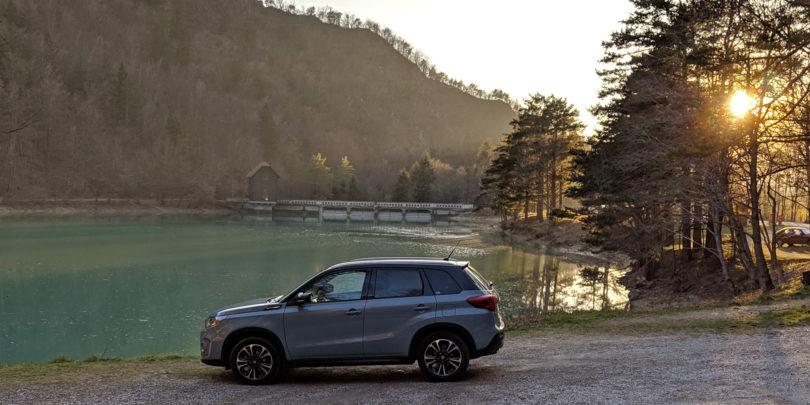 Suzuki Vitara Allgrip: Pametna in sposobna
