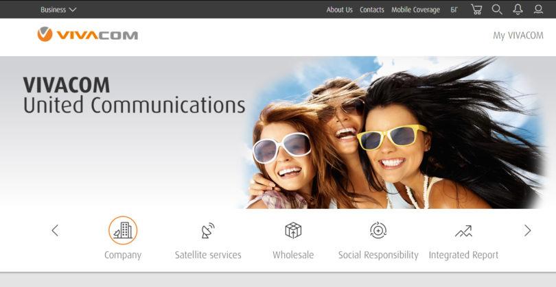 United Group prevzema operaterja Vivacom