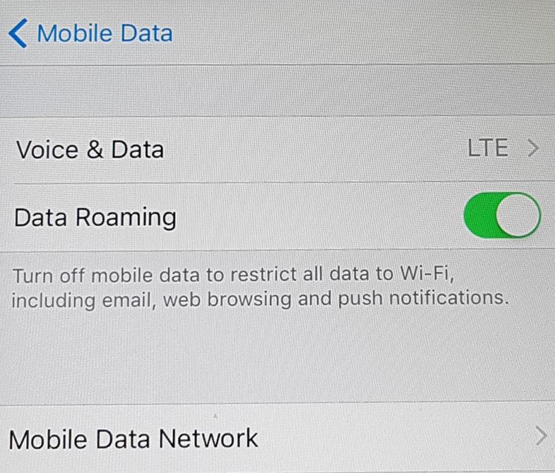 Telekom je za iPhonovce omogočil klice v omrežju LTE