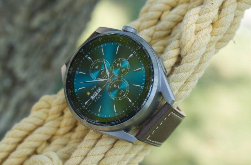 Huawei Watch 3 Pro: Prave harmonije še ni, nastavki pa niso napačni (#video)