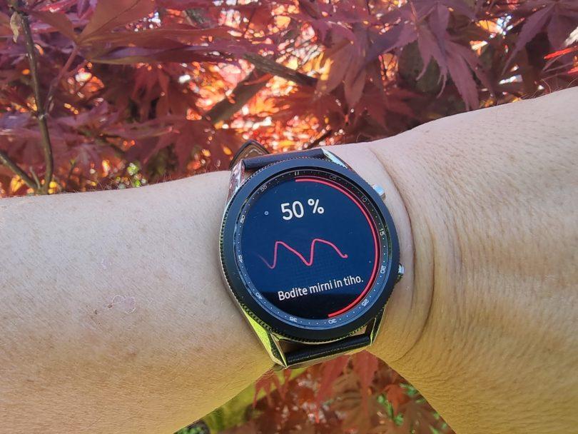 O uporabnosti te meritve pametne ure imam pomisleke (#video)