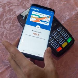 Intesa Sanpaolo gre še bolj intenzivno v spodbujanje plačevanja s telefonom