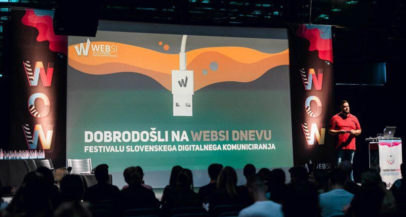 WEBSI dan – osrednji letošnji dogodek za ljubitelje digitala