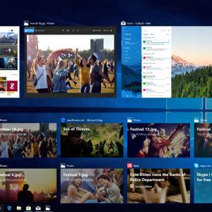 Še aprila naslednja večja posodobitev za Windows 10
