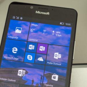 Microsoft je potrdil konec mobilniških sanj
