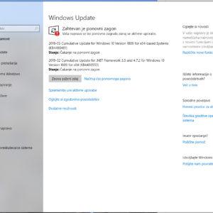Windows 10 bo odslej malo manj tečnaril s posodobitvami