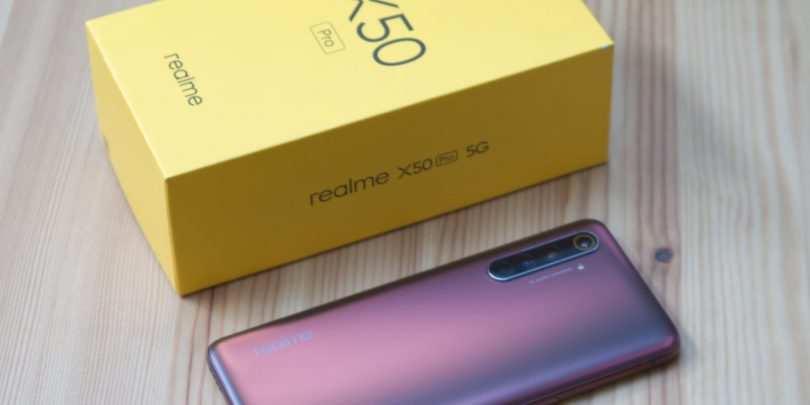 Realme X50 Pro: (Pre)visoke ambicije