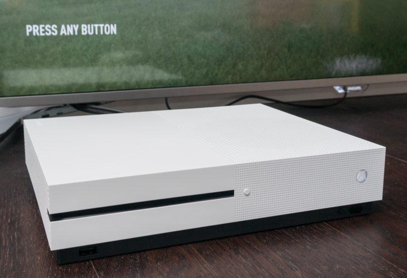 Xbox One S: Skoraj idealna konzola