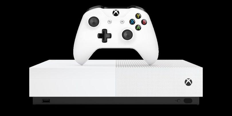Xbox brez optičnega pogona naznanja nove čase