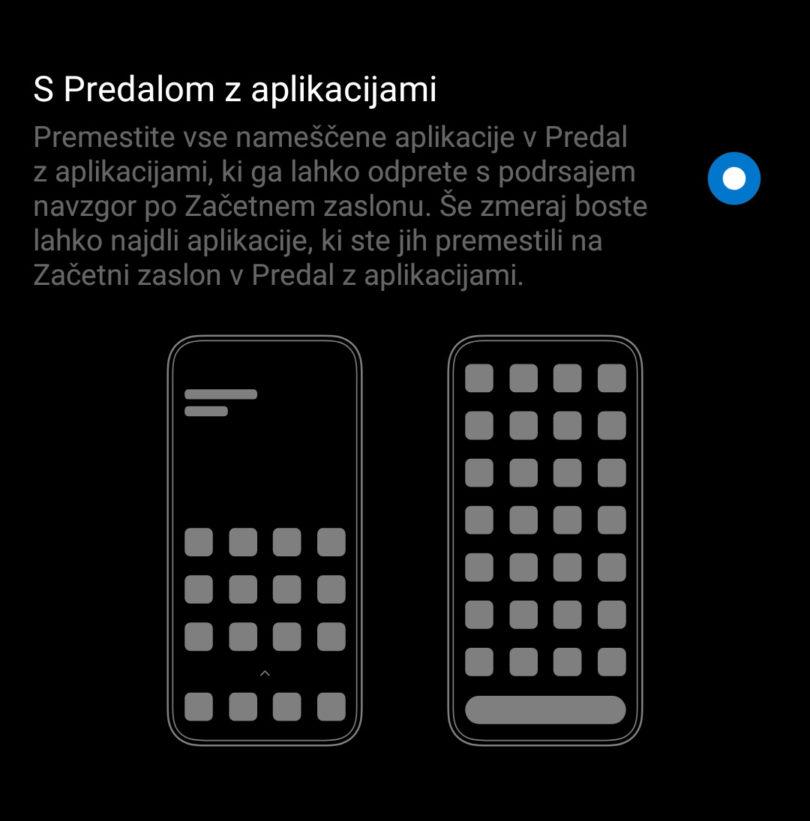 Xiaomi v MIUI dodal predal za aplikacije, je v peklu še vroče?