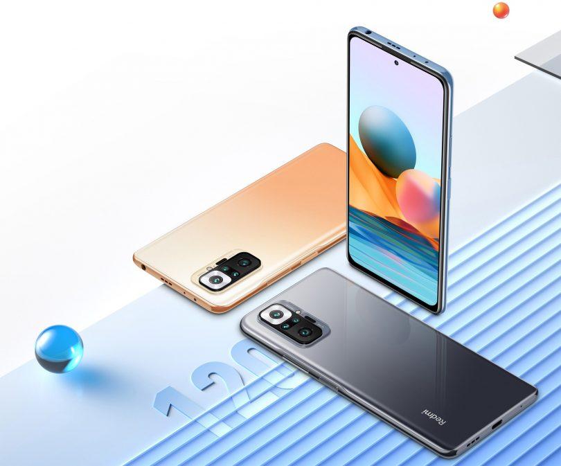 Xiaomi Redmi Note 10 (Pro) ponuja vse, kar imajo dragi telefoni?