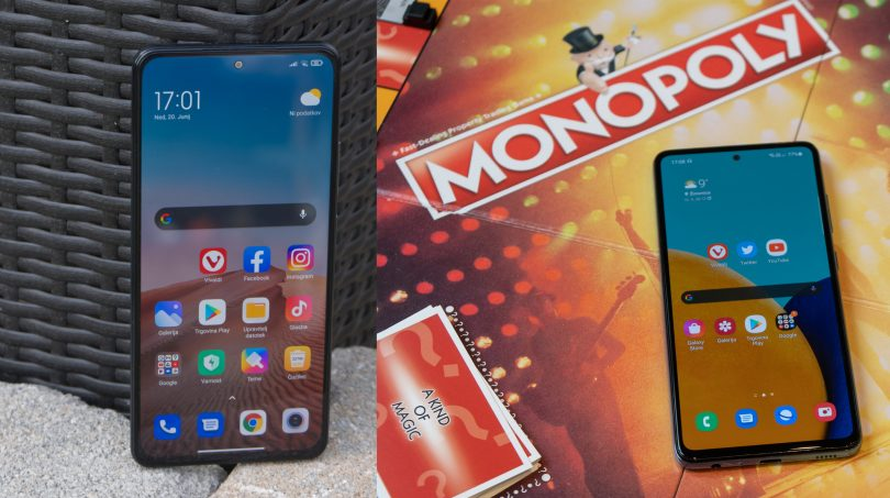 Xiaomi na vrhu, Samsung v težavah